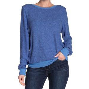 Wildfox Baggy Beach Jumper Pullover Sweatshirt